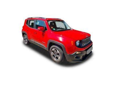 gebraucht Jeep Renegade RenegadeLongitude FWD 1.4 MultiAir