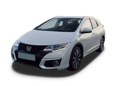 gebraucht Honda Civic CivicTourer 1.8 Lifestyle Navi FAP