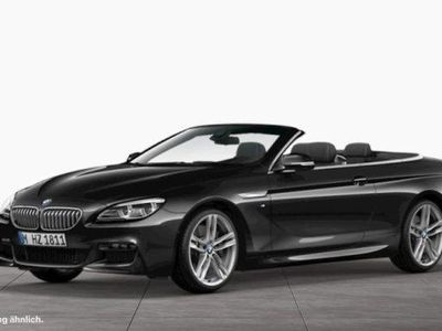 gebraucht BMW 650 Cabriolet i xDrive M Sportpaket Head-Up HiFi