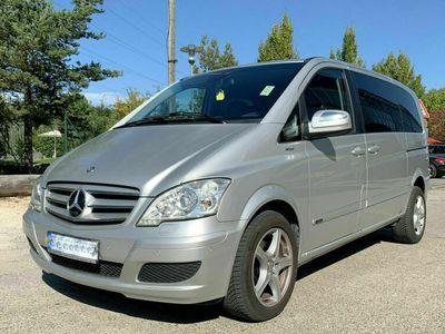 gebraucht Mercedes Viano 3.0 CDI Aut. NAVI LEDER XENON ATM-30.000km