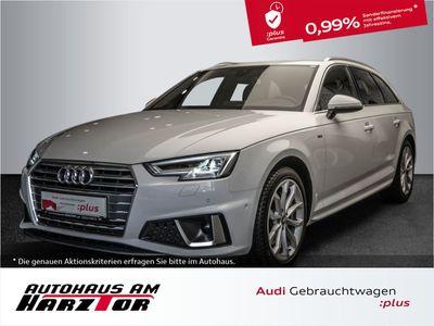 gebraucht Audi A4 Avant Design 45 TFSI. Head-up. Panoramad.