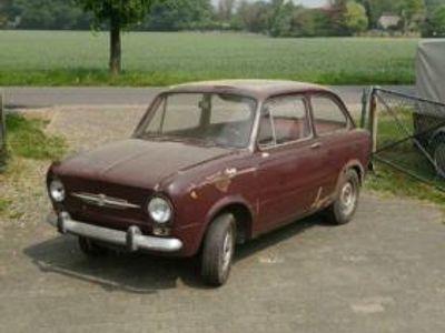 used Fiat 850 Limo, Scheunenfund
