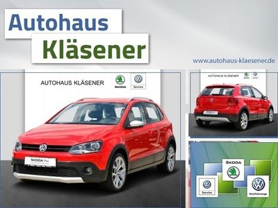 gebraucht VW Polo Cross 1.2 TSI 66 KW, Climatic,PDC,LM