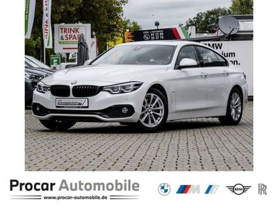 gebraucht BMW 440 4er i Gran Coupe Sport Line