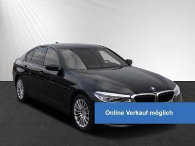 gebraucht BMW 520 d Sport HUD Komforts. + Lüft. DA+ GSD