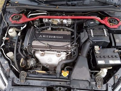 gebraucht Mitsubishi Lancer Kombi 1.6 Comfort