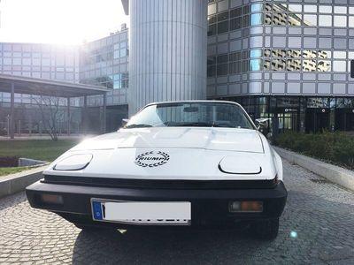 gebraucht Triumph TR7  H-Kennz., Top-Zustand, rostfrei als Cabrio/Roadster in München
