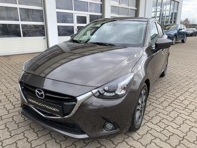 gebraucht Mazda 2 SKYACTIV-G 90 Sports-Line Licht Paket