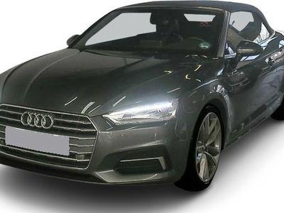 gebraucht Audi A5 Cabriolet A5 40 TFSI sport Leder Navi Xenon DAB+