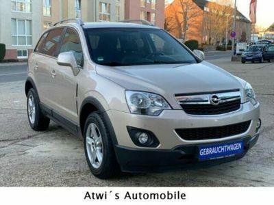 gebraucht Opel Antara 2.2 CDTI Selection*Euro5*gepflegt*AHK*