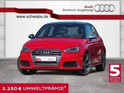 gebraucht Audi S1 Sportback 2.0 TFSI qu. *NAV*XEN*DAB*SOUND*