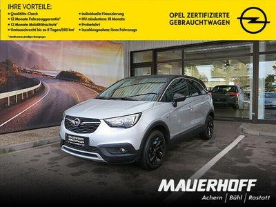 gebraucht Opel Crossland X 120 Jahre | S/S | Navi | Kamera |