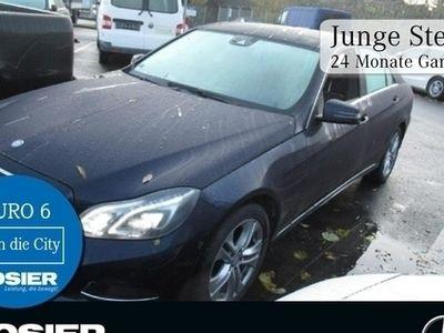 gebraucht Mercedes E250 Avantgarde ILS+Pano Comand Spur+Totw