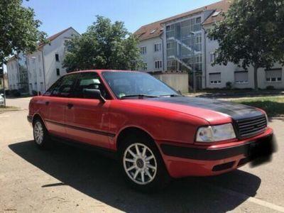 gebraucht Audi 80 - B4 - Benziner - 101 PS - 74 KW