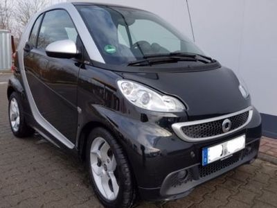 gebraucht Smart ForTwo Coupé pulse Leder Klima Panorama