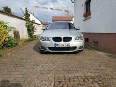 gebraucht BMW 545 E60 i, Automatik, M-Paket, Vollauss...