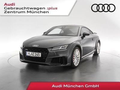gebraucht Audi TT Coupé 45 TFSI qu. S tronic S line competition Matr