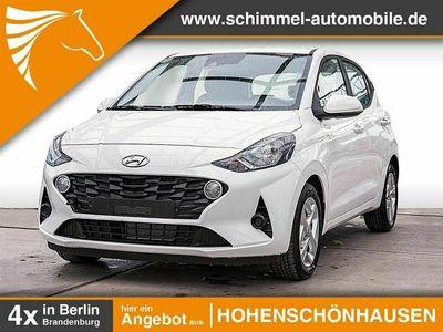 gebraucht Hyundai i10 I10 New 1.2. Benzin M/T Trend KLIMA TEMPOMAT SHZ - V41473-1