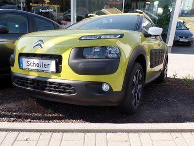 gebraucht Citroën C4 Cactus VTi 82 Feel Edition