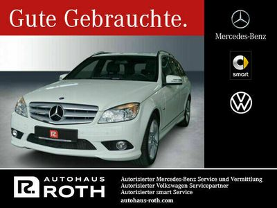 gebraucht Mercedes C250 CGI BE T-Modell AMG PTS Automatik Sitzhzg. R-CD