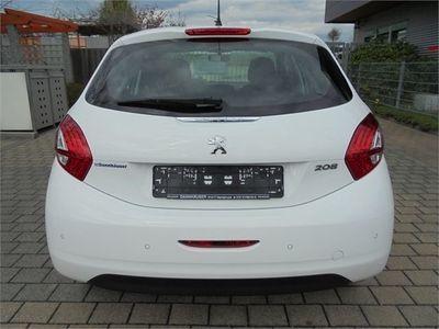 gebraucht Peugeot 208 * 1.Hand - Klima - Euro 5 *