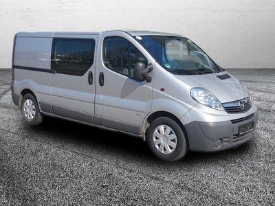 gebraucht Opel Vivaro 2.0 CDTI Kasten L2 H1 Klima Standheizung