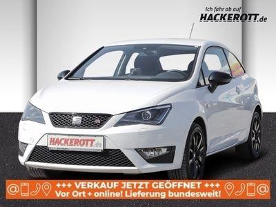 gebraucht Seat Ibiza SC FR 1.4 TSI Bi-Xenon Navi Kurvenlicht LED-hinten Multif.Lenkrad Klimaautom SHZ