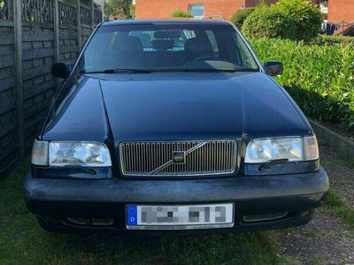 gebraucht Volvo 850 2.5-20V Vollleder Automatik EURO2!