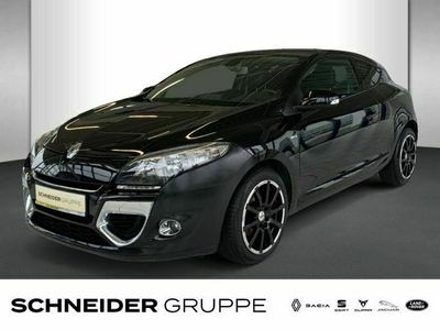 gebraucht Renault Mégane III Coupe BOSE Edition LED NAVI TEMPO