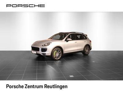 gebraucht Porsche Cayenne S E-Hybrid E- Luftfederung + BOSE®