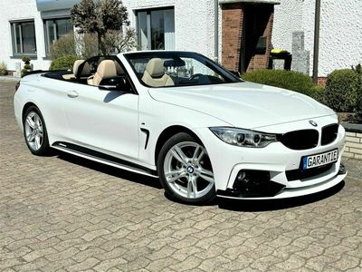 gebraucht BMW 428 i Cabrio M Performance