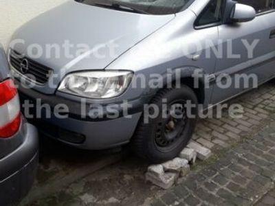 gebraucht Opel Zafira 1.8 16V Comfort