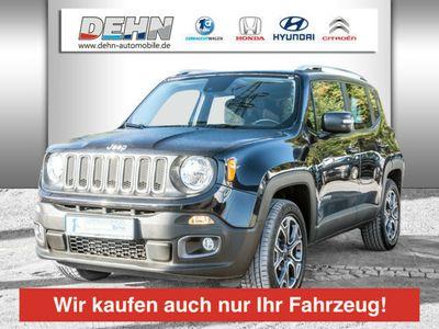 gebraucht Jeep Renegade 2.0 Multijet Limited AT 4x4 Navi AHK To
