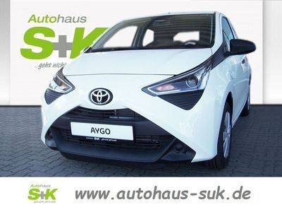 käytetty Toyota Aygo 1.0l Benzin 5-Türer X ABS Fahrerairbag ESP