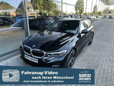 gebraucht BMW 330 d Touring M-Sport Sport-Aut AHK Live Prof Drv Ass Proff