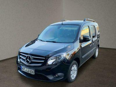 gebraucht Mercedes Citan 109 CDI TED/L Tourer Edition lang/Tempomat