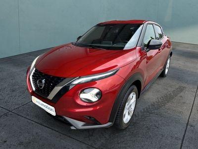 gebraucht Nissan Juke JukeN-Connecta 1.0 DIG-T Aut.-Sitzhzg.-Kamera-Carplay