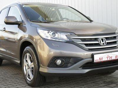 gebraucht Honda CR-V 2,2 i-DTEC Executive 4WD