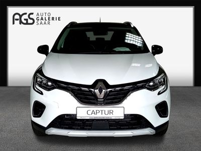 gebraucht Renault Captur II Intens 1.3 TCe 140 EU6d ''Aktion-AGS'' LED Navi Keyless Fernlichtass. LED-hinten