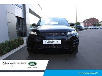 gebraucht Land Rover Range Rover evoque R-dynamic S 2.0 D180 EU6d-T Leder Navi Keyless e-Sitze El. Fondsitzverst.