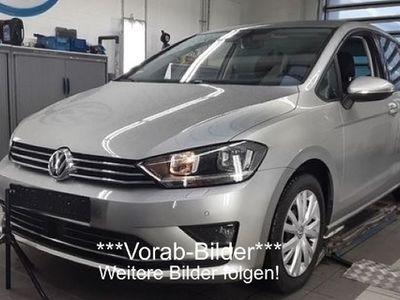 gebraucht VW Golf Sportsvan Comfortline 1.6 TDI DSG SOUND Navi RearView ACC