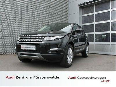 gebraucht Land Rover Range Rover evoque 2.2TD4 Pure Technik NAV PANOD