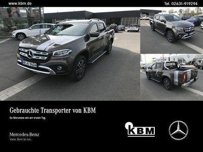 gebraucht Mercedes X250 d 4x4 POWER ED LED,360° Kamera, Navi,PDC