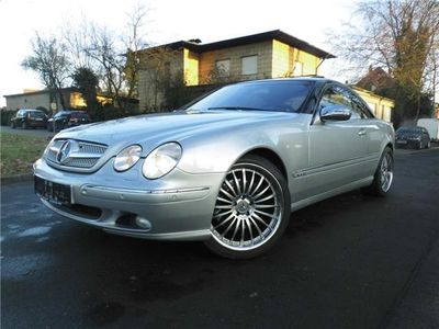 "gebraucht Mercedes CL600 ""VOLL""VOLL""VOLL""SUPER OPTIK"""