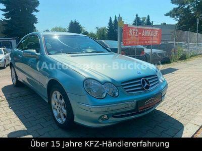 gebraucht Mercedes CLK200 KOMPRESSOR ELEGANCE*Automatik*SHG*PDC*