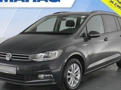 gebraucht VW Touran 2.0 TDI Comfortline ParkPilot Tempomat Bluetooth FrontAssist 6-Gang