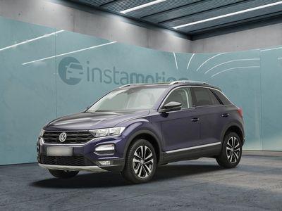 gebraucht VW T-Roc T-Roc1.6 TDI BMT IQ.DRIVE Navi Panorama Klima