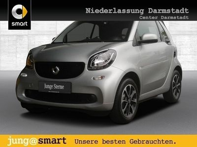 gebraucht Smart ForTwo Cabrio 66kW passion DCT cool&Media SHZ