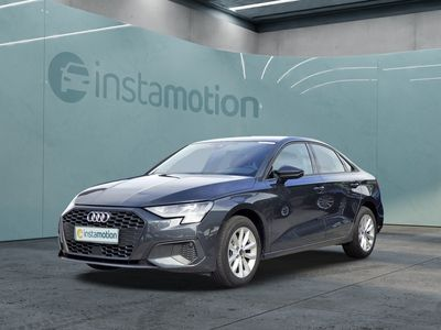 gebraucht Audi A3 A3Limousine 30 TFSI NAVI+ PDC GRA DAB Virtual+