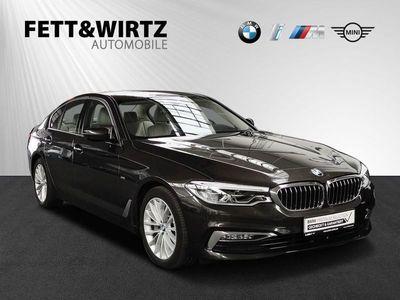 gebraucht BMW 530 d Luxury Line